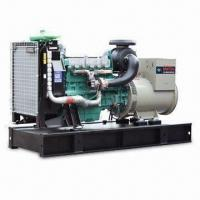 Buy cheap Volvo Diesel Generator with 400/230V Rated Voltage and 50/60Hz Frequency from wholesalers