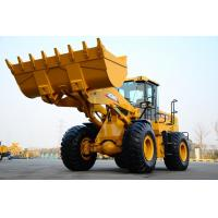 Buy cheap DEUTZ Engine Heavy Earth Moving Machinery /  5 Ton Wheel Loader from wholesalers