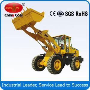 ZL-30 Wheel Rock Loader Manufactures