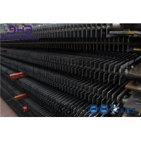 Buy cheap Finned Stainless Steel Tubing , Cooling Fins For Pipe Improved Heat Transfer Efficiency from wholesalers