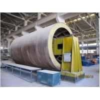 Buy cheap Horizontal GRP tank winding production line from wholesalers