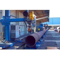 Buy cheap Automatic Welding Manipulator 2.75kw For Plate Heat Exchanger Moving Revolve Type from wholesalers