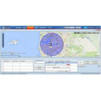 Buy cheap Web-based Vehicle GPS Server Tracking Software/Platform from wholesalers