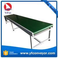Buy cheap OEM Custom PVC Belt Conveyor/Simple Structure PVC Conveyor Belt Product Line product