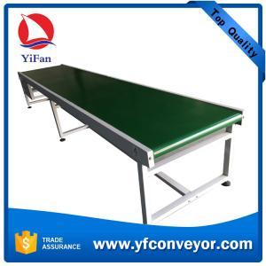 Wholesale OEM Custom PVC Belt Conveyor/Simple Structure PVC Conveyor Belt Product Line from china suppliers