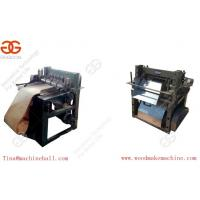 Wholesale High quality wood round ice cream stick make machine carve cutting machine for sale from china suppliers