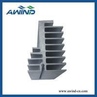 Buy cheap industry aluminum extruded profile from wholesalers