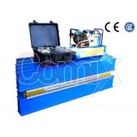 Buy cheap Automatic Hot Vulcanizing Press Machine Aluminum Alloy 24 Inch Small Volume from wholesalers