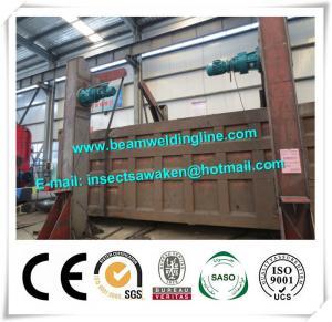Buy cheap Chain Type Turning Machine Box Beam Production Line Chain Overturn Machine from wholesalers