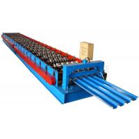 Buy cheap Automatic Roof Panel Roll Forming Machine , Roofing Sheet Making Machine from wholesalers