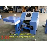 Buy cheap Small carding machine for wool and cotton sample sliver making machine from wholesalers
