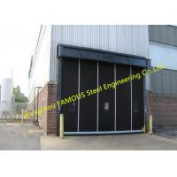 Buy cheap Overhead Roll Up Rubber Curtain Doors For Industry High Performance Rapid-roll Exterior Rubber Doors from wholesalers