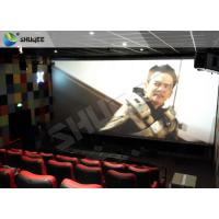 Wholesale Professional 4DM Cinema Equipemnt With Electric Motion Chair , 4 Seats / Set from china suppliers