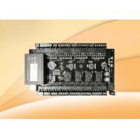 Buy cheap Access Control Board Four Doors Controller With Iron Power Box from wholesalers