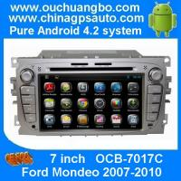 Buy cheap Ouchuangbo Android 4.2 Car DVD Radio GPS Navi Video Ford Mondeo 2007-2010 3G Wifi swc USB from wholesalers