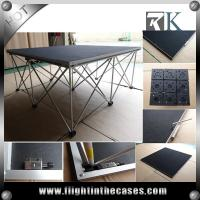 hot new products for 2016 DIY portable stage and catwalk stage cheap portable stage