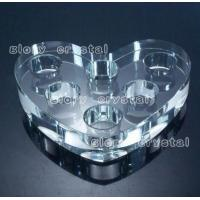 Buy cheap Crystal Candle Holder/Gch-03 from wholesalers