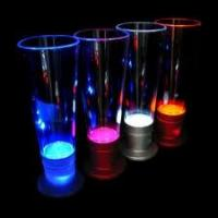 OEM or ODM 280ml PS ice cup led flashing cups for club, bar, disco  Manufactures