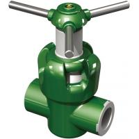 Buy cheap Small Torque Design Wellhead Valves Mud Gate Valve For Slurry Device from wholesalers