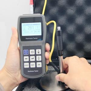 China Digital High Precision Portable Hardness Tester RHL350 USB 2.0 Communication Interface on sale