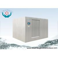 Buy cheap Hospital Sterilization Equipment 800 Liters CSSD Sterilizer With Water Ring Vacuum Pump from wholesalers