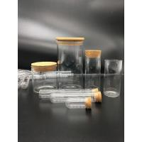 Buy cheap Glass Test Tube with Cork Cap from wholesalers