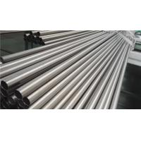 Buy cheap Grade 9 Seamless Titanium Tubing , High Accuracy Long Round Hollow Tube from wholesalers