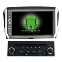 Buy cheap touch screen double din car dvd for PEUGEOT 208 Android or WIN CE system Manufacturer from wholesalers