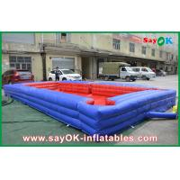 Buy cheap PVC Material Inflatable Sports Games Snookball Tables For Kids Playing from wholesalers