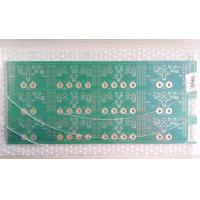 Buy cheap Audio / Video Custom Printed Circuit Board 2 Layers FR4 Material ENIG Surface from wholesalers