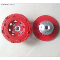 Buy cheap 100mm PCD Cup Wheels For Coating Removal from wholesalers