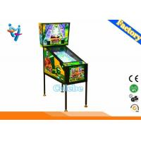 World Cup Pinball Battle Pinball Game Machine Coin Operated Electronic Manufactures