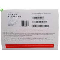Buy cheap Microsoft Windows 10 Home / Pro OEM 64 Bit Package Software DVD + COA License from wholesalers