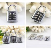 Wholesale 6-digit Combination Padlock Password Padlocks Bags Lock Luggage Locks CR-600 from china suppliers