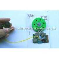 Christmas Greeting Card Sound Module , sound chips for stuffed animals