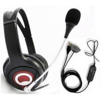 Buy cheap Game headphone for PS3 and Xbox360 from wholesalers