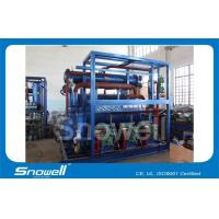 Wholesale 25000kg/24hrs R404A Refrigerant Electric Tube Ice Machines For Bars Water Cooled from china suppliers