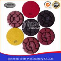 Buy cheap SGS / GB Approved Concrete Diamond Polishing Pads For Coarse Surface from wholesalers