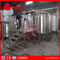Custom Homebrew Equipment Beer Brewing Systems High Efficient Manufactures