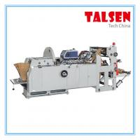 JDM-401 model V bottom paper bag making machine with windows Manufactures