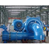 Quality 1MW Francis Hydro Turbine Water Turbine Generator Hydro Power Project for sale