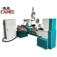 Buy cheap Jinan CAMEL CA-1530 automatic wood lathe price cnc wood turning lathe from wholesalers