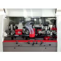 Buy cheap Full Automatic 4 Side Moulder Machine Feeding Speed 6 - 60m / Min High Rigidity Structure from wholesalers