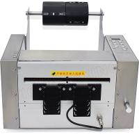 China Electric Stepper motor accurately cutting length tape dispenser machine ZCUT-120 on sale