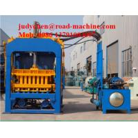 Buy cheap 300 M2 Heavy Construction Machinery / Concrete Block Brick Making Machine from wholesalers