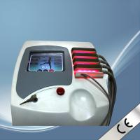 Buy cheap 100mw diode light portable weight loss lipo laser slimming machine supplier from wholesalers