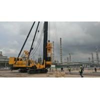 Buy cheap 13T Hydraulic Hammer Piling Machine High Effciency Crawler Type Walking Type from wholesalers