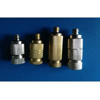 Buy cheap Nickle Plated Brass Sprayer Nozzle Stainless Steel For Landscape , Save Water from wholesalers