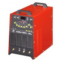 Buy cheap WSM-350 inverter DC pulse TIG welder from wholesalers