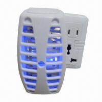 Buy cheap Anti-mosquito Device with LED Light, Kill Pest by High Voltage, Safe/No Chemical, with LED Light, CE from wholesalers